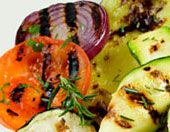 popular grilled vegetables
